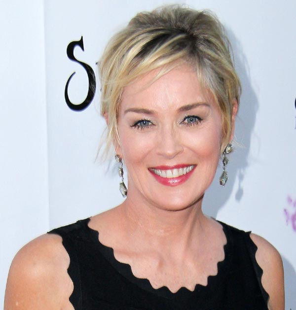 Sharon Stone revela su lucha contra las graves secuelas del derrame cerebral que sufrió en 2001