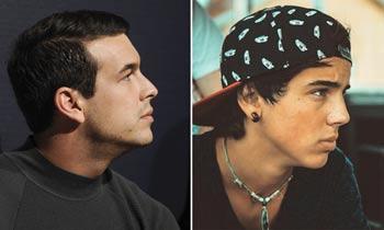 Atención, Mario Casas: ¡Tu hermano Óscar te pisa los talones!