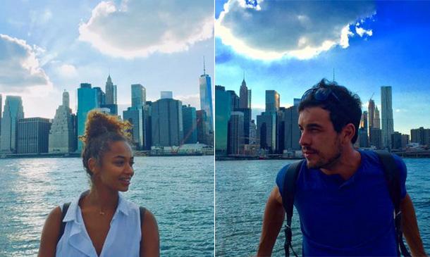 Mario Casas y Berta Vázquez celebran su primer año de amor en Nueva York
