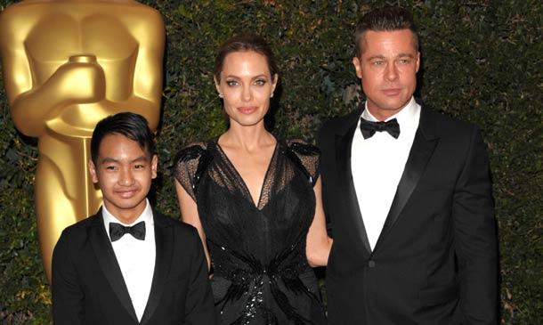 Angelina Jolie trabajará con su hijo Maddox en su proyecto más especial