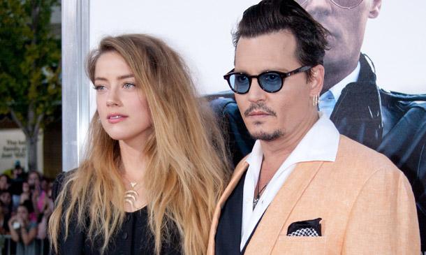 El gran cambio de Johnny Depp