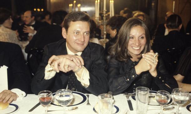 La gran historia de amor de Ana Diosdado y Carlos Larrañaga