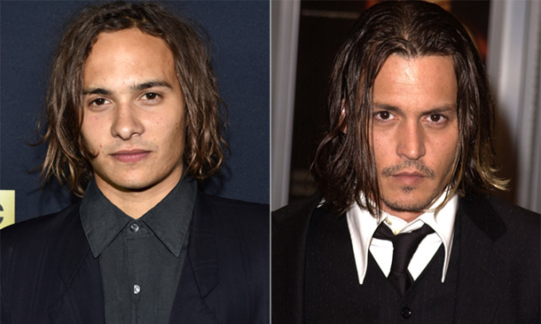 ¿Es el actor Frank Dillane el nuevo Johnny Depp?