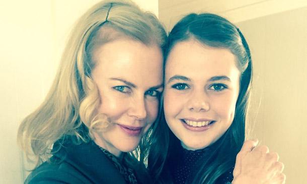 ¿Conoces a Lucia Hawley? Su tía, Nicole Kidman, presume de ella en las redes sociales