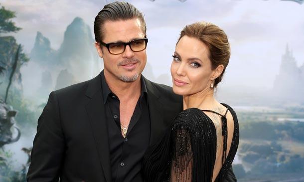 Brad Pitt, encantado de tener como jefa a Angelina Jolie