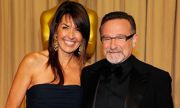Las conmovedoras revelaciones de la viuda de Robin Williams