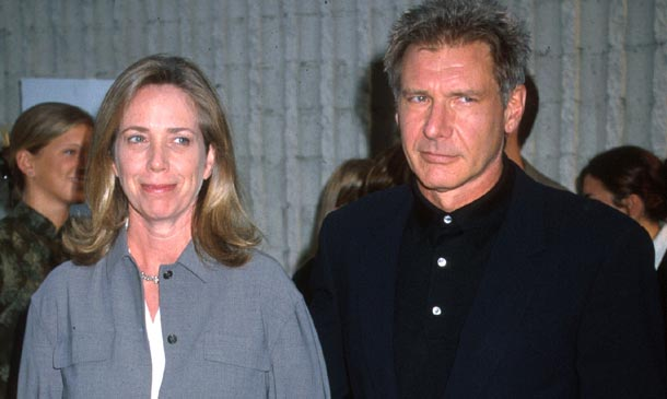 Fallece Melissa Mathison, exmujer del actor Harrison Ford, a los 65 años
