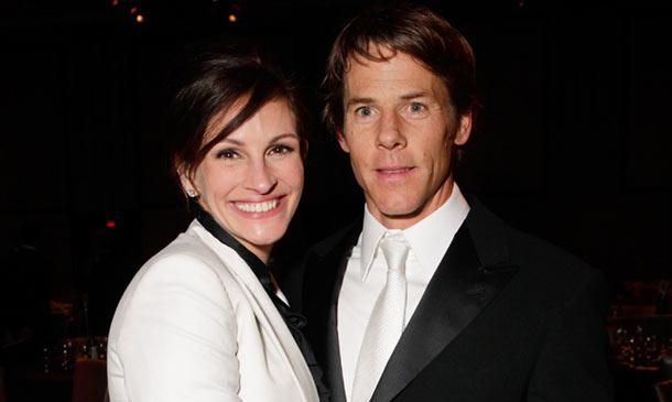 Julia Roberts desvela el secreto de su feliz matrimonio con Danny Moder