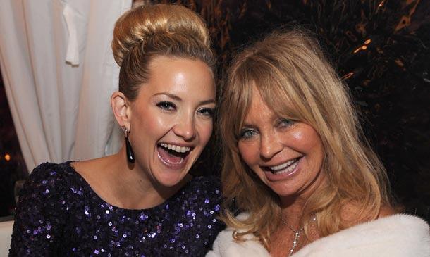 Kate Hudson le dedica un emotivo poema a su madre Goldie Hawn