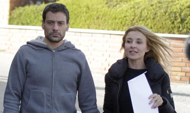 ¿Qué responde Cayetana Guillén Cuervo sobre la posible ruptura de su hermano Fernando y Ana Milán?