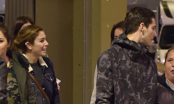 Blanca Suárez y Joel Bosqued, juntos de nuevo