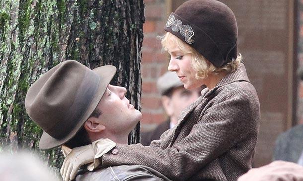 Ben Affleck y Sienna Miller, ¿flirteo por exigencias del guión?