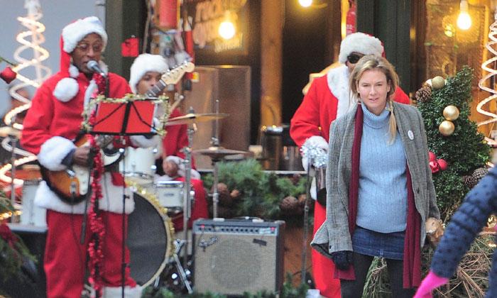 La prometedora Navidad de la nueva Bridget Jones