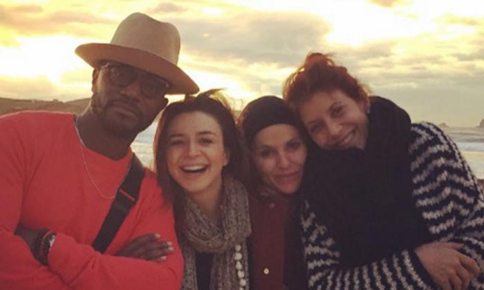 La actriz Kate Walsh comienza 2016 en Santander, ¿sabes por qué?