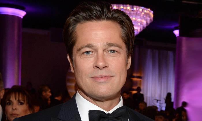 ¿Por qué todo el mundo hablaba de Brad Pitt en los Globo de Oro?