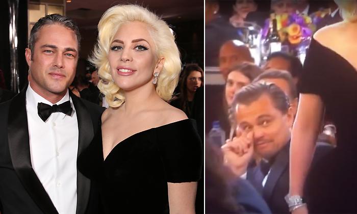 ¡La que se ha liado con Lady Gaga y Leonardo DiCaprio!