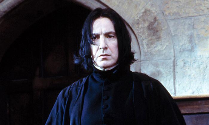 Daniel Radcliffe y Emma Watson lamentan la muerte de Alan Rickman, el profesor Snape en 'Harry Potter'
