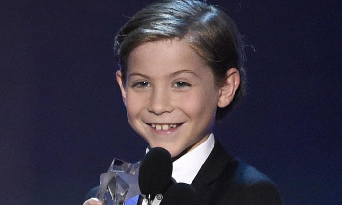 Las palabras del actor Jacob Trembley al recoger su premio desatan la emoción en los Critic's Choice