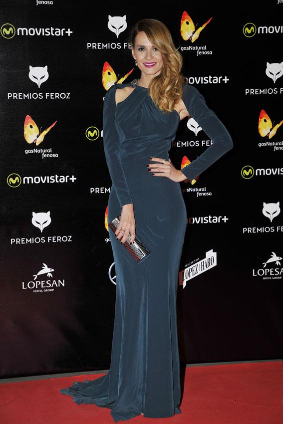 Nota de color en los Premios Feroz 2016