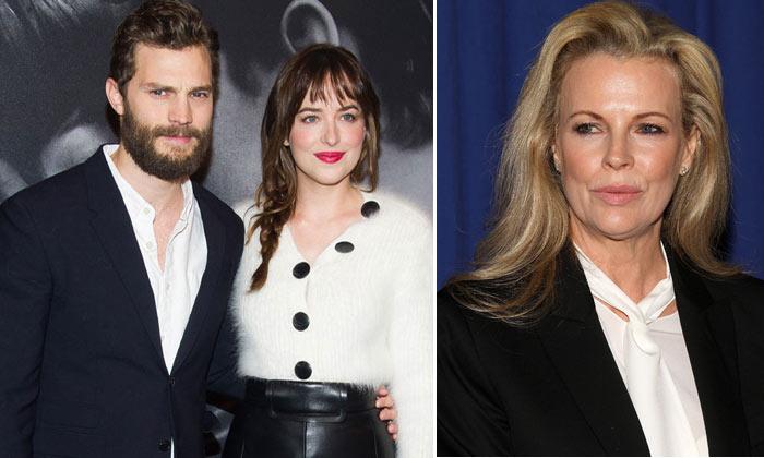¡Sorpresa! Kim Basinger se une a 'Cincuenta sombras de Grey': descubre cuál es su papel