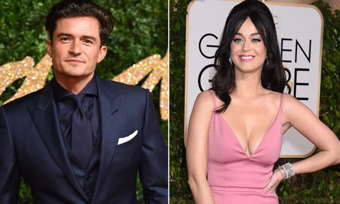 Orlando Bloom y Katy Perry, ¿la última pareja de moda?
