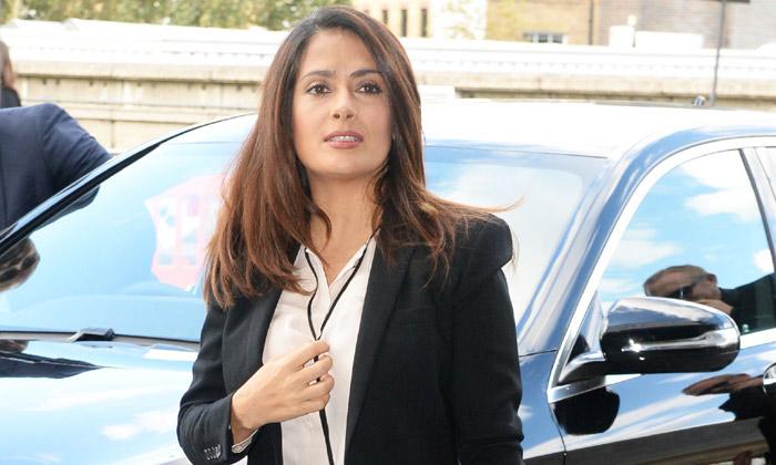 Pity, Salma hayek desnuda regret