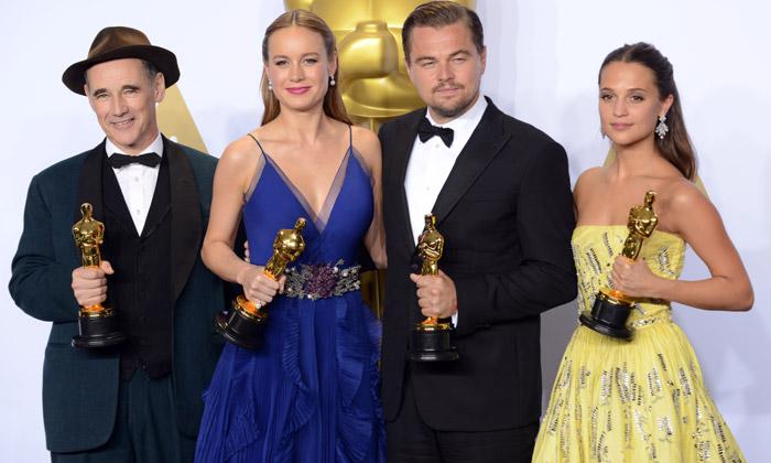 Todos tenemos un pasado, ¡Brie Larson y Alicia Vikander también!