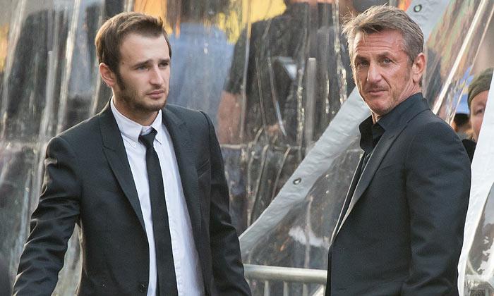 Así es Hopper, el hijo más desconocido de Sean Penn