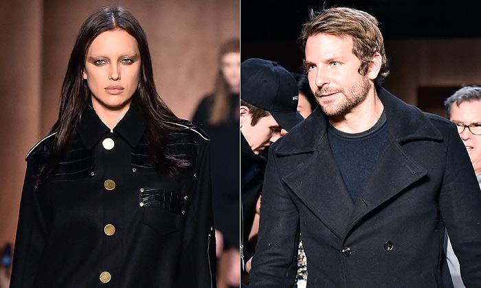 Irina Shayk y Bradley Cooper dan un paso más en su relación