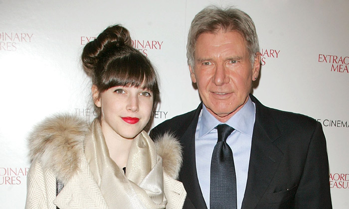 Harrison Ford confiesa entre lágrimas la enfermedad de su hija