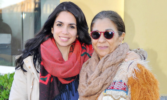 Elena Furiase celebra su 28º cumpleaños en familia