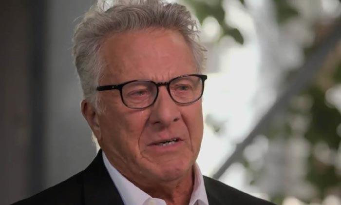 Las lágrimas de Dustin Hoffman al descubrir la trágica historia de su bisabuela