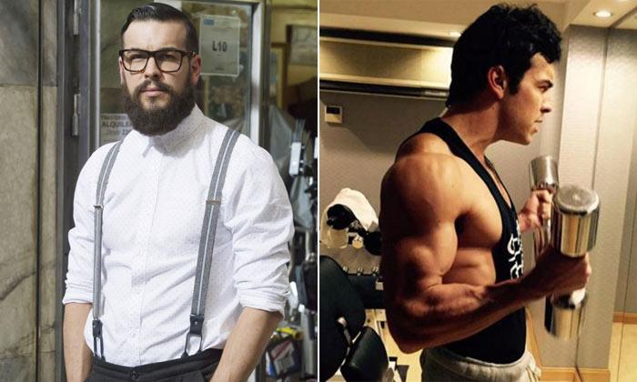 De musculoso rompecorazones a 'hipster': ¿Eres tú, Mario Casas?