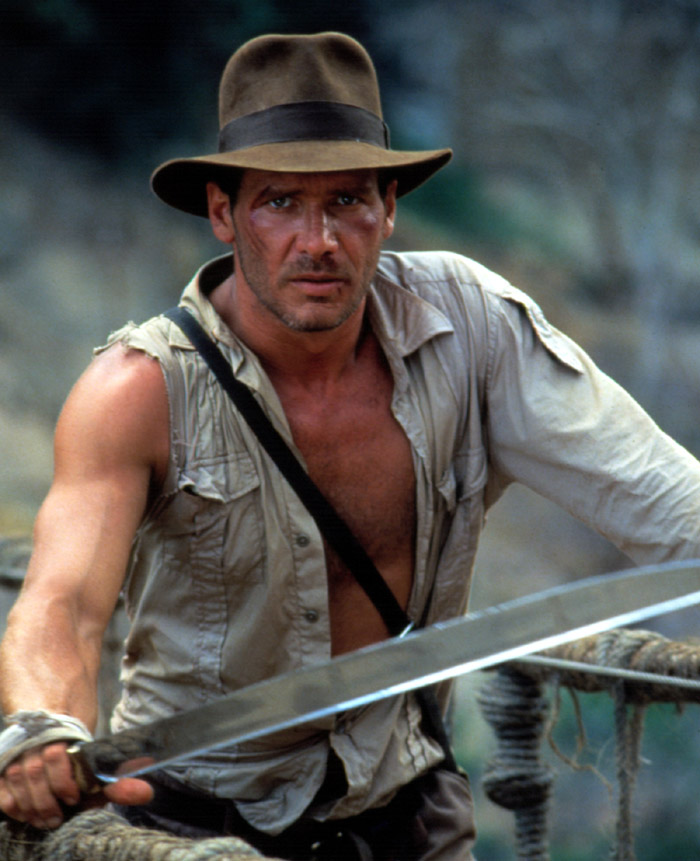 La elección de Harrison Ford como 'Indiana Jones 5', a debate