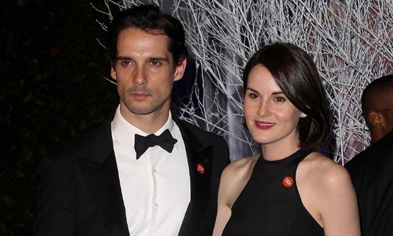Michelle Dockery, 'Downton Abbey', vuelve a rodar tres meses después de la muerte de su prometido