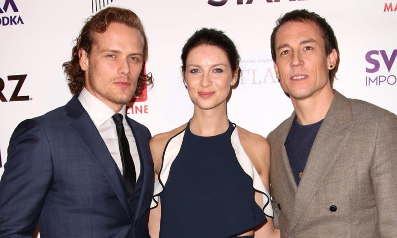 Vuelven la pasión y la lucha de 'Outlander', ¿aún no conoces a sus protagonistas?