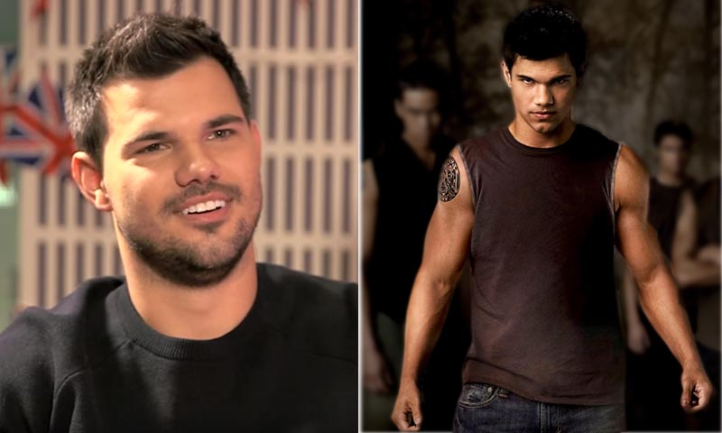 La transformación de Taylor Lautner que ha dejado a sus fans boquiabiertos