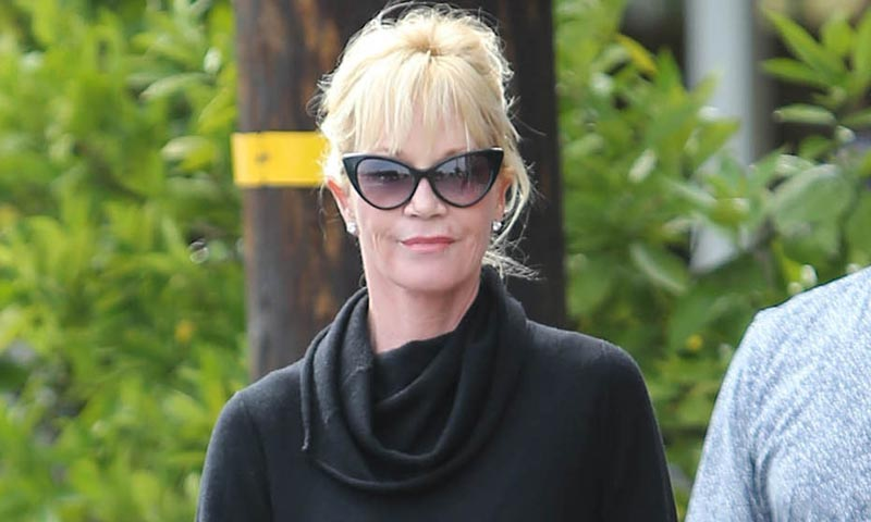 Melanie Griffith sigue los pasos de su ex, Antonio Banderas