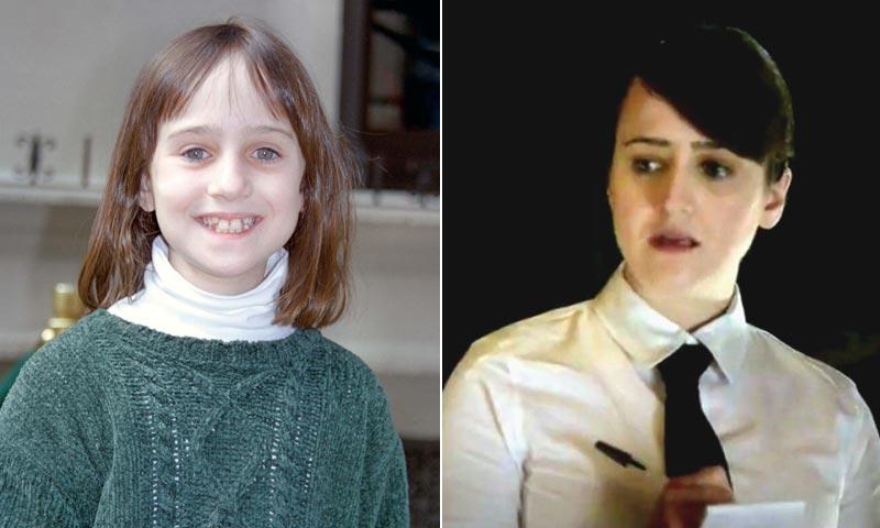 ¿Recuerdas a Mara Wilson, la protagonista de 'Matilda'? Así ha sido su regreso a la pantalla 20 años después