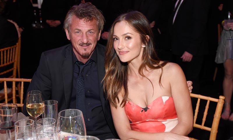 Nueva cita de Sean Penn con otra de las mujeres más deseadas, Minka Kelly