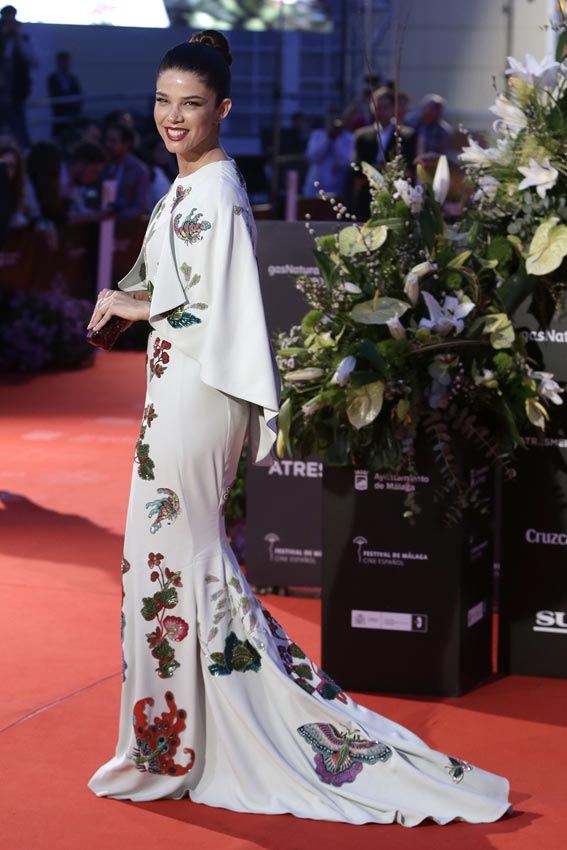 Foto a foto: el 'glamour' del cine español conquista Málaga