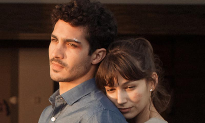 Úrsula Corberó, enamoradísima de Chino Darín: 'No me había pasado nunca estar trabajando y que surja el amor así'