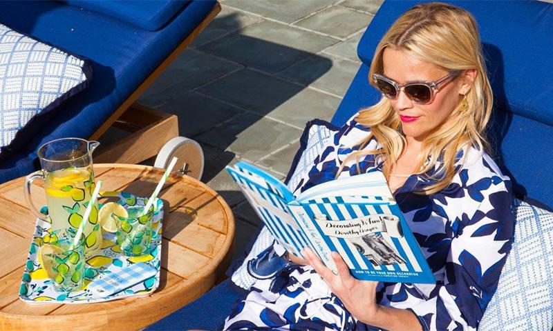 Reese Whiterspoon, la crítica literaria de Hollywood