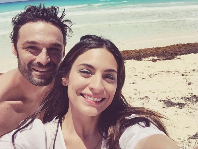 Iván Sánchez y Ana Brenda Contreras ya no ocultan su amor