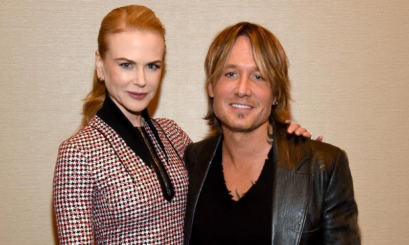 Nicole Kidman y Keith Urban, el improvisado dúo musical más divertido