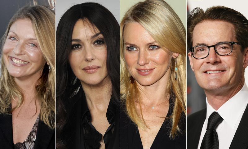 Twin Peaks regresa con el elenco original y nuevas y sorprendentes incorporaciones