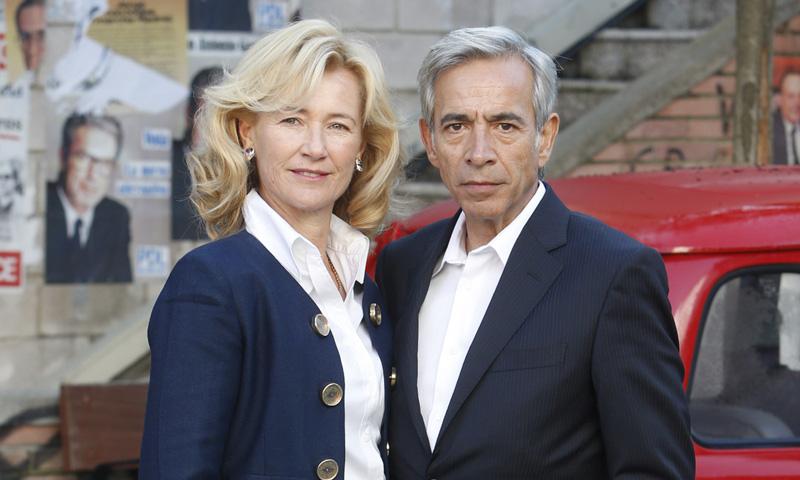 El escándalo fiscal de Imanol Arias y Ana Duato... ¿acaba con 'Cuéntame'?