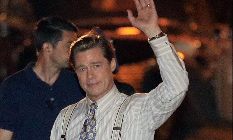 El aplaudido gesto de Brad Pitt en Canarias