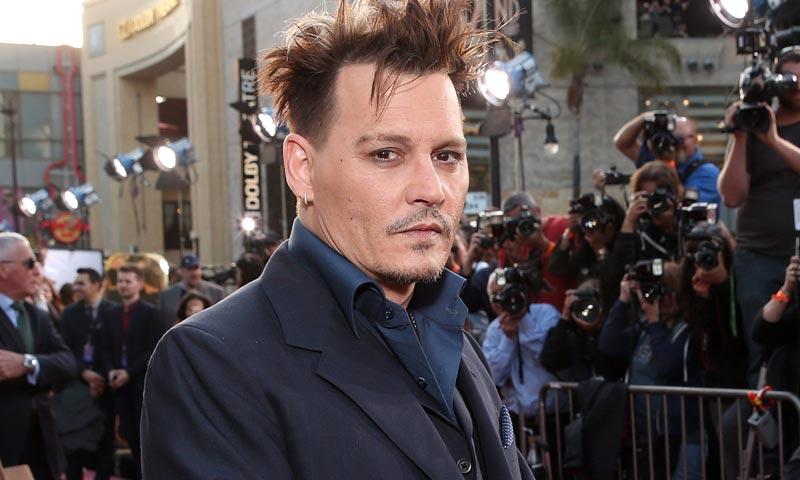La fría respuesta de Johnny Depp a la petición de divorcio de Amber Heard tres días después de la muerte de su madre
