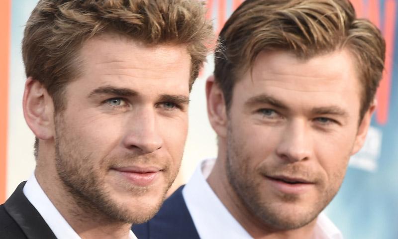 Reveladoras declaraciones de Liam Hemsworth sobre su hermano y 'rival' Chris